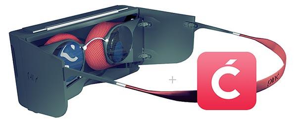 pinć 3 25 11 2014 - Pinc VR: visore per iPhone 6 e 6 Plus