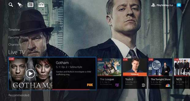 psvue1 14 11 14 - PlayStation Vue: la TV in streaming VOD
