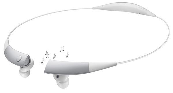 samsung 06 11 2014 - Samsung Gear Circle: cuffie Bluetooth con vibrazione