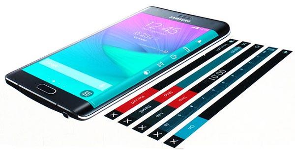 samsung 12 11 2014 - Samsung Galaxy Note Edge arriverà in Europa