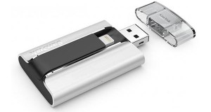 sandisk evi 14 11 2014 300x160 - SanDisk iXpand Flash Drive con connettore Lightning
