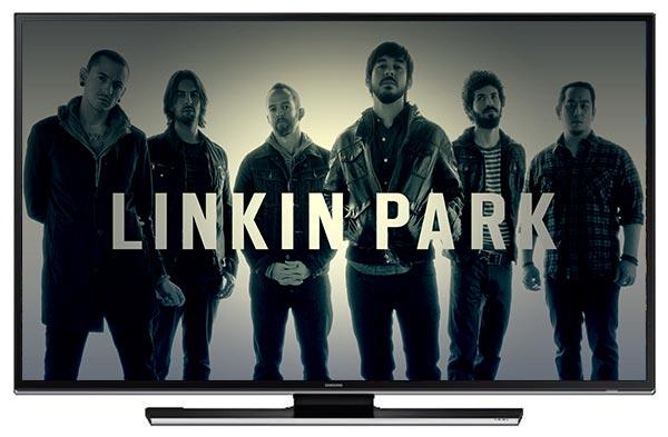 ses 13 11 2014 - Linkin Park live in UHD con SES e Samsung