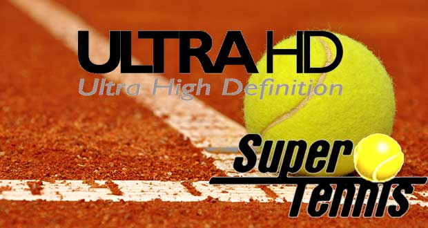 tennis4k 25 11 14 - Tennis in Ultra HD HEVC su satellite