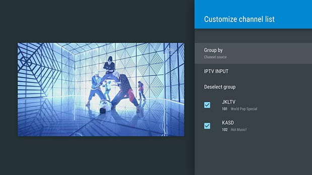 android tv 4 11 12 2014 - Android TV: rilasciata l'app Live Channels
