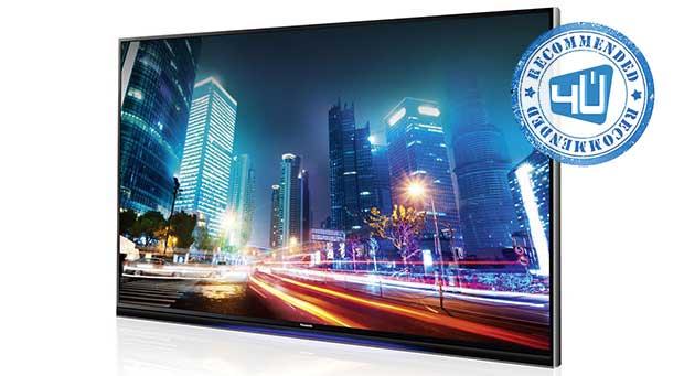 art pana900 1 2 - TV Ultra HD Panasonic TX-65AX900 - La prova