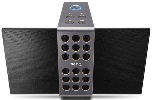 benq 10 12 2014 - BenQ treVolo: speaker Bluetooth elettrostatico