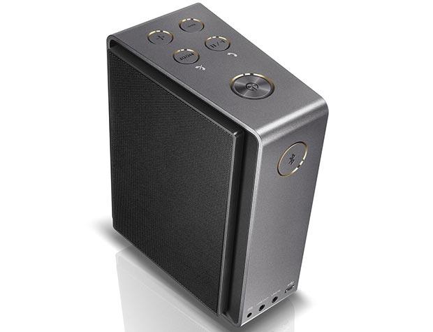 benq 2 10 12 2014 - BenQ treVolo: speaker Bluetooth elettrostatico