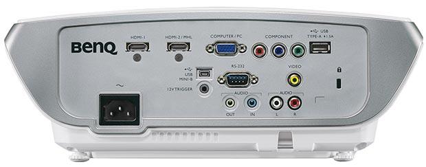 benq 3 15 12 2014 - BenQ W1350: proiettore DLP 3D Full HD