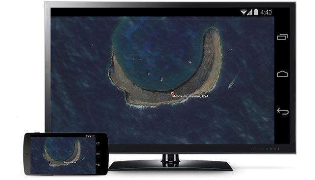 chromecast 3 15 12 2014 - App Google Chromecast: mirroring per tutti