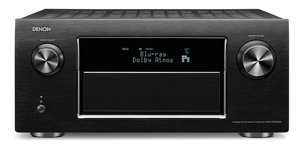 denon 2 04 12 2014 - Denon AVR-X7200W: ampli Dolby Atmos e Auro-3D