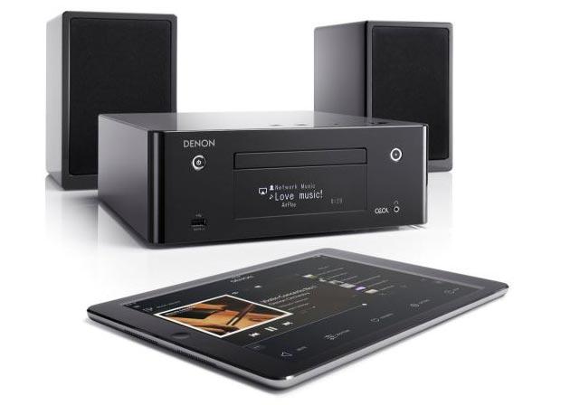 denon 31 12 2014 - Denon CEOL: nuovi sistemi Hi-Fi compatti