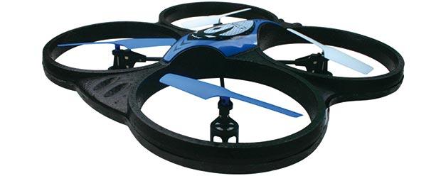 drone 12 12 2014 - Elicottero e quadricottero GBC: droni Bluetooth