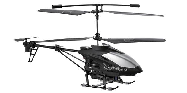 droni 2 12 12 2014 - Elicottero e quadricottero GBC: droni Bluetooth