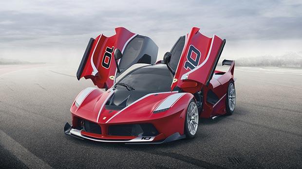 ferrari 05 12 2014 - Ferrari FXX K: supercar ibrida da 1.050 cavalli