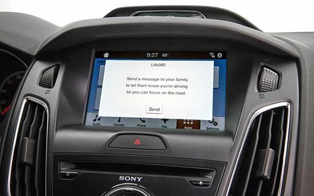 fordlife360 1 31 12 14 - Life360 in arrivo su Ford Sync Applink