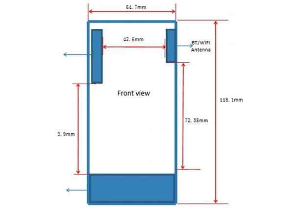 lumia 435 2 15 12 2014 - Lumia 435: prime immagini e specifiche