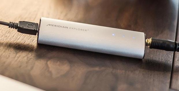 meridian 2 05 12 2014 - Meridian Explorer 2: DAC portatile con MQA