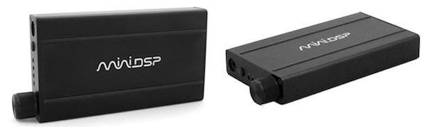 minidsp 09 12 2014 - MiniDSP: processore 7.1 e ampli/DAC portatile