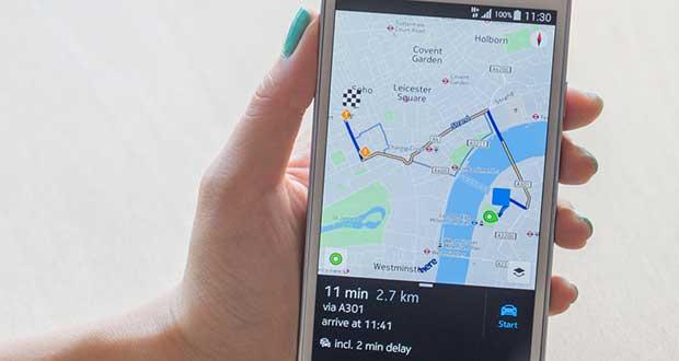 nokiahere1 11 12 14 - Mappe Nokia Here su tutti gli Android