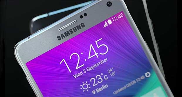 note4 1 29 12 14 - Galaxy Note 4 LTE-A con Snapdragon 810