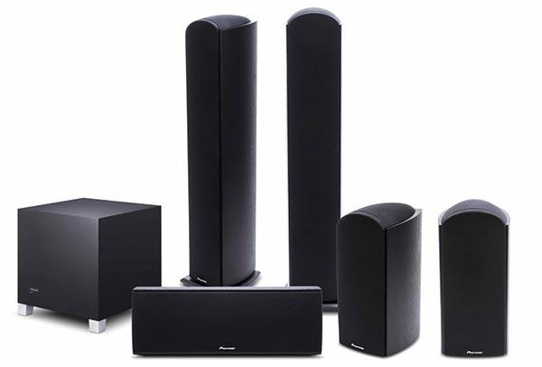 pioneer 01 12 2014 - Pioneer: kit diffusori 5.1.4 per Dolby Atmos