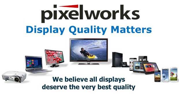 pixelworks1 23 12 14 - Pixelworks: processore video 4K al CES 2015