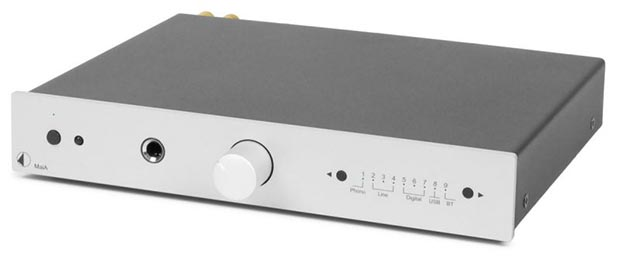 project 2 31 12 2014 - Pro-Ject MaiA: ampli stereo con DAC USB e Bluetooth