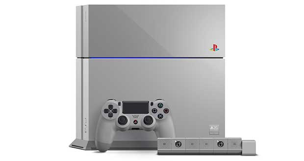 ps4limited1 03 12 14 - PS4 Limited Edition in stile PlayStation One