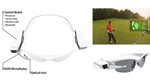 sonyglass 17 12 14 - Sony: modulo display OLED per occhiali
