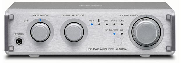 teac 12 12 2014 - Teac AI-101DA: ampli stereo con DAC USB e Bluetooth