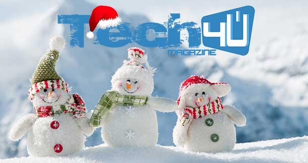 tech4u natale 24 12 14 - Auguri di Buon Natale da Tech4U!
