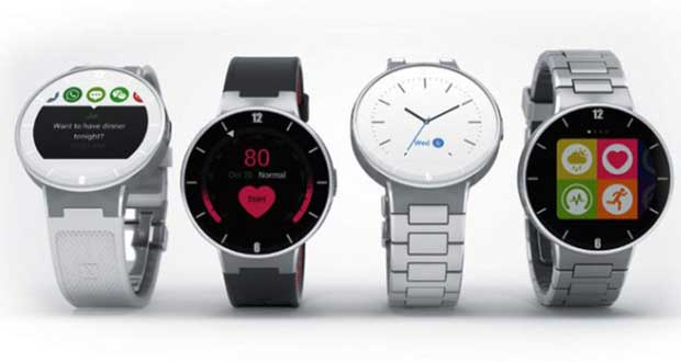 alcatelwatch1 05 01 15 - Alcatel Watch: smartwatch per iOS e Android