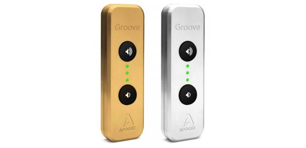 apogee 23 02 2015 - Apogee Groove: DAC USB con ESS Sabre