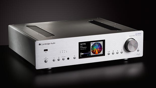 cambridge 13 01 2015 - Cambridge Audio 851N: network player con 2 DAC