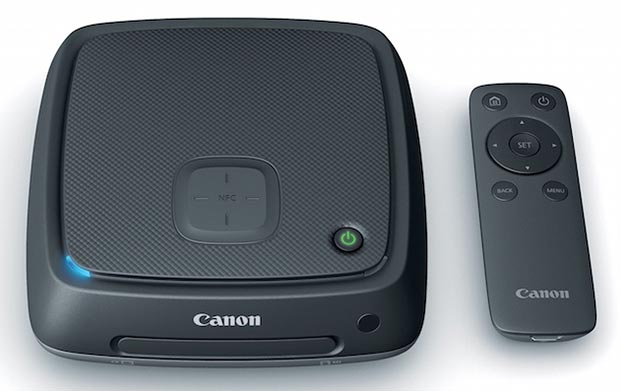 canon 08 01 2015 - Canon Connect Station CS100: media hub con NFC