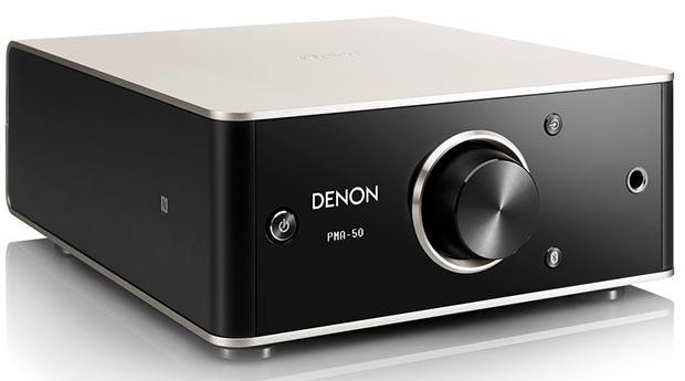 denon 3 21 01 2015 - Denon PMA-50: ampli stereo con Bluetooth e NFC