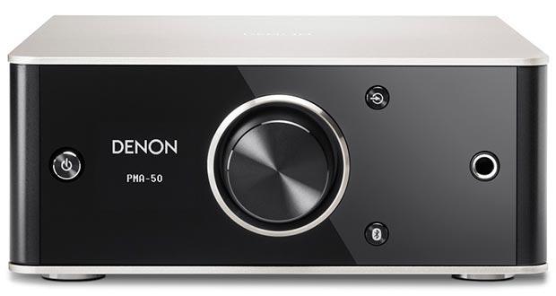 denon 4 21 01 2015 - Denon PMA-50: ampli stereo con Bluetooth e NFC