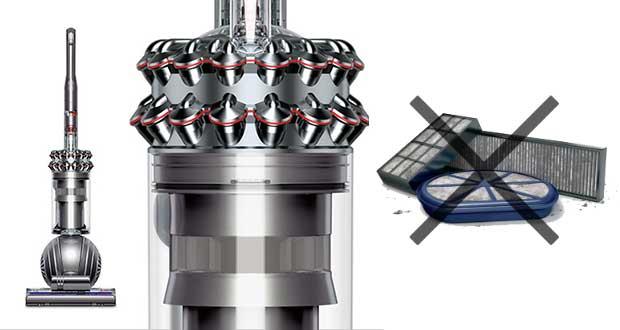 dyson1 09 01 15 - Dyson Cinetic: addio pulizia filtro aspirapolvere
