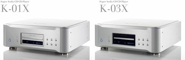 esoteric 15 01 2015 - Esoteric K-01X e K-03X: lettori SACD hi-end