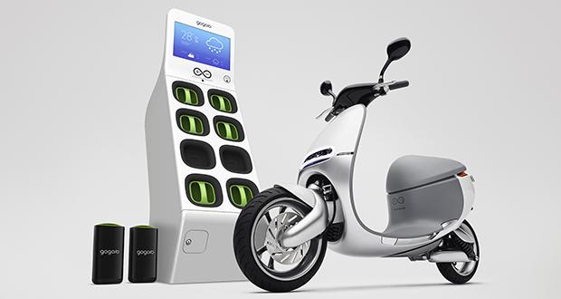 """gogoro1 06 01 14 - Gogoro Smartscooter: elettrico e """"connesso"""""""