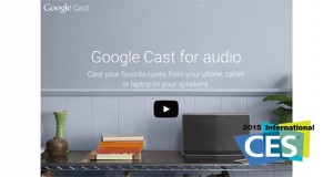 google cast evi 07 01 2015 300x160 - Google Cast lancia lo streaming audio musicale
