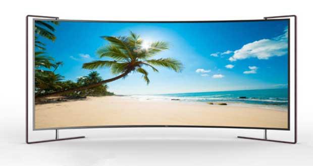 "haier1 05 01 15 - Haier: TV LCD curvo 105"", OLED 55"" e Modular TV"