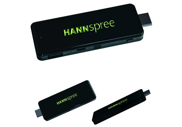 hannspree 19 01 2015 - Hannspree: mini PC Windows su dongle HDMI