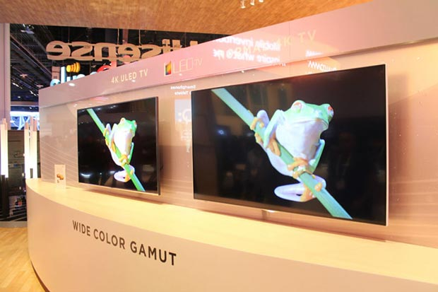 hisense 3 09 01 2015 - Hisense: nuovi TV Ultra HD ULED e ULED 2.0