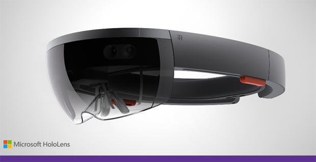 hololens 2 21 01 2015 - HoloLens: visore Microsoft per realtà aumentata