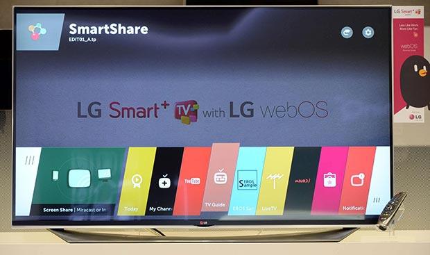 lg 28 01 2015 - LG UF950V: LCD Ultra HD con Quantum Dot