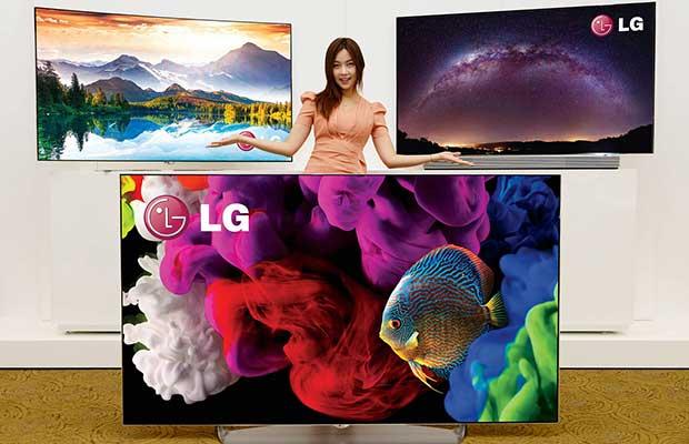 lgoled1 05 01 15 - LG OLED TV Ultra HD 2015: prime immagini