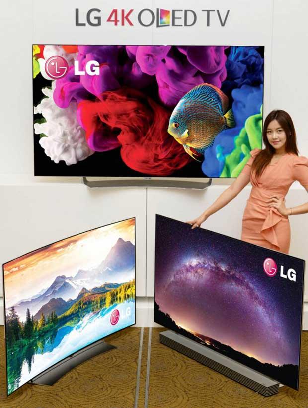 lgoled2 05 01 15 - LG OLED TV Ultra HD 2015: prime immagini