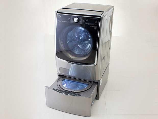 "lgtwin2 05 01 15 - LG Twin Wash: la lavatrice ""si sdoppia"""