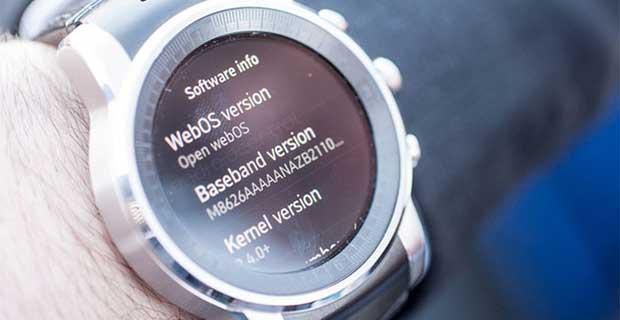 lgwatchwebos1 08 01 15 - LG Smartwatch con webOS svelato da Audi